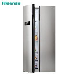 海信 (Hisense)453升 对开门冰箱 风冷无霜 电脑控温 LED触摸显示屏 节能静音 BCD-453WFK1DQ