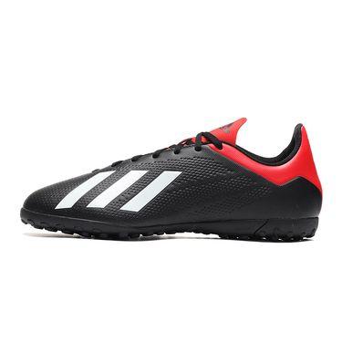 Adidas 男鞋足球鞋2019新款X 18.4 TF训练比赛运动鞋BB9412