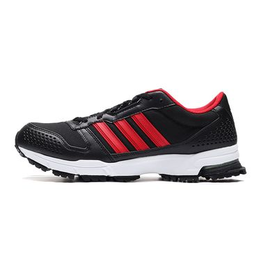 Adidas 男鞋跑步鞋MARATHON 10缓震休闲运动鞋AC8592