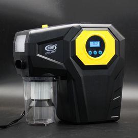 车志酷 车载充气泵 打气 吸尘 照明 检测胎压四合一便携式12V轮胎汽车打气泵 CZK -3607